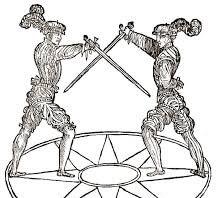 Renaissance swordsmen
