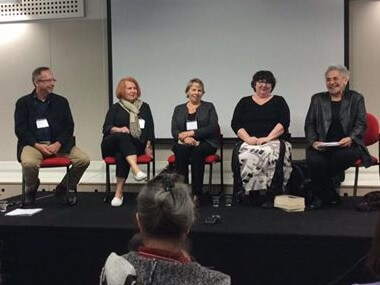 Authenticity versus truth panel, 2017 conference