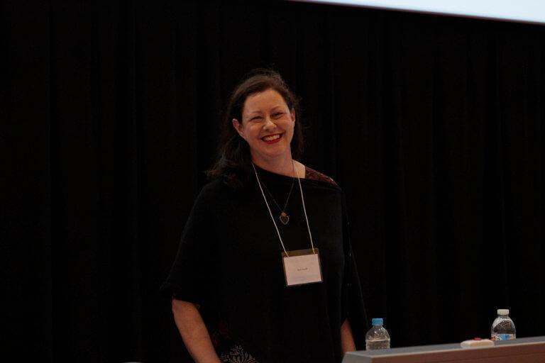 Kate Forsyth, 2017 conference