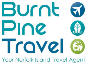 Burnt Pine logo