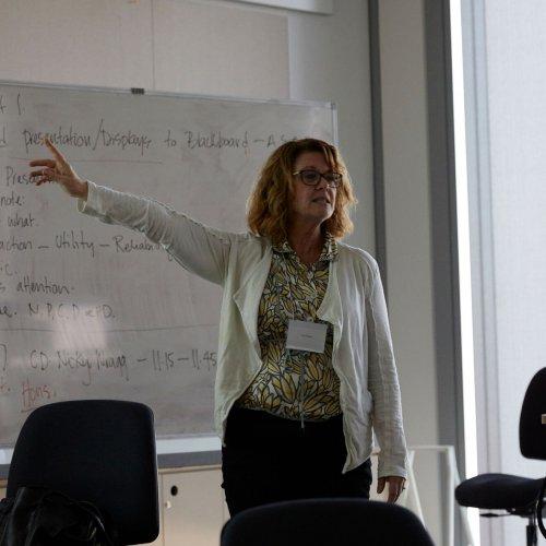 Lisa Chaplin, 2017 conference